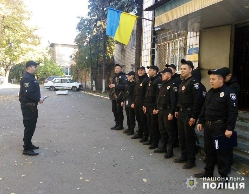 Поліція Покровська та Мирнограда готова забезпечити безпеку мешканців протягом вихідних, фото-6