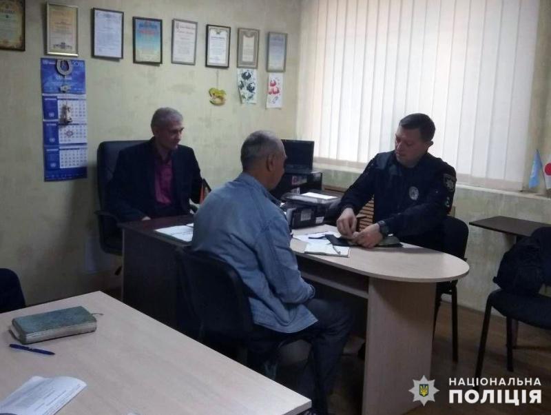 Начальник поліції Мирнограду провів робочу зустріч із представниками Координаційного комітету самоорганізації населення міста, фото-2