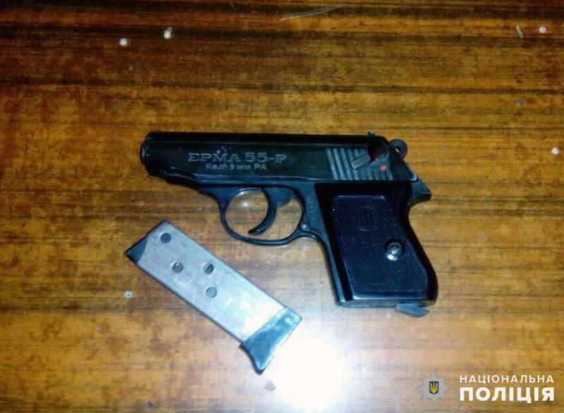 У жовтні мешканці Покровська та Покровського району здали до поліції 67 одиниць зброї, фото-2