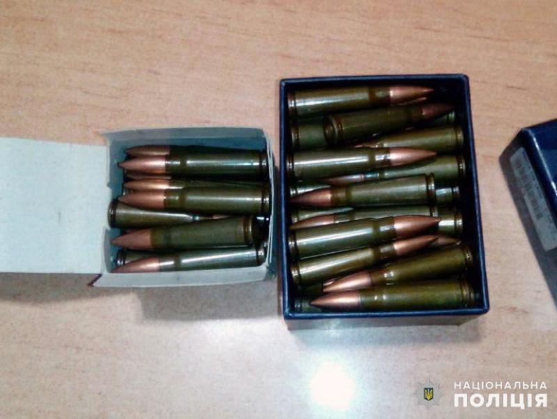 У жовтні мешканці Покровська та Покровського району здали до поліції 67 одиниць зброї, фото-5