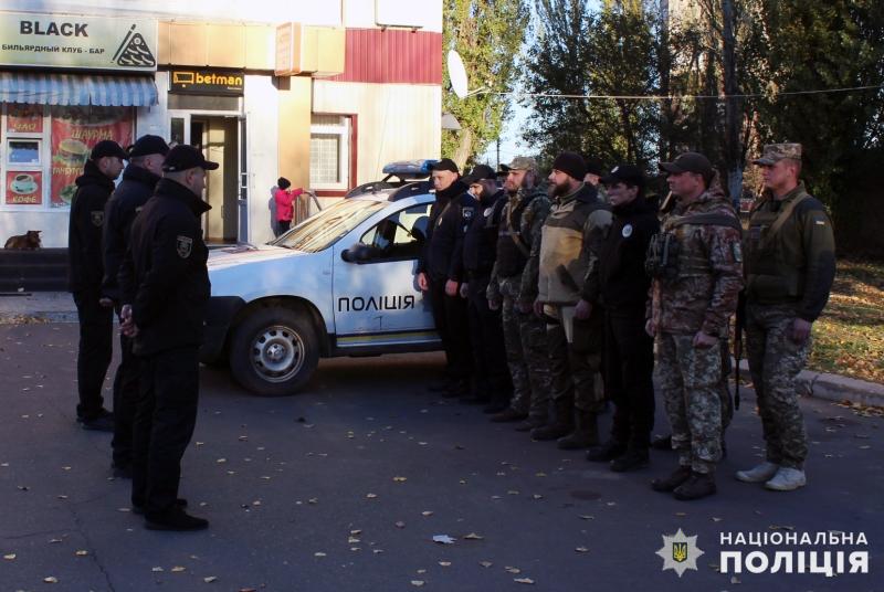 На выходных безопасность граждан под надежной защитой сотрудников полиции Покровска и Мирнограда, фото-3