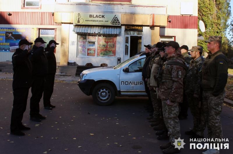 На выходных безопасность граждан под надежной защитой сотрудников полиции Покровска и Мирнограда, фото-4