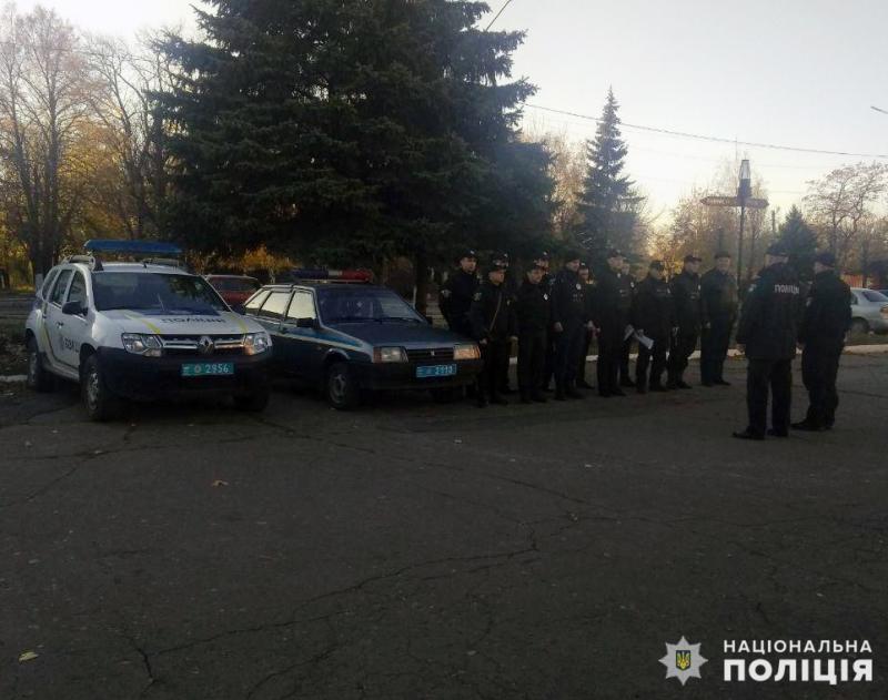 На выходных безопасность граждан под надежной защитой сотрудников полиции Покровска и Мирнограда, фото-6