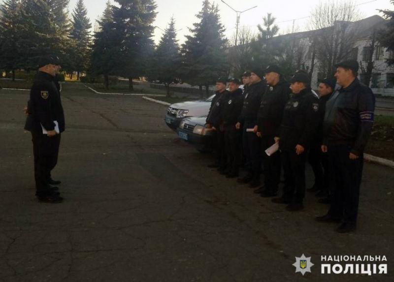 На выходных безопасность граждан под надежной защитой сотрудников полиции Покровска и Мирнограда, фото-7