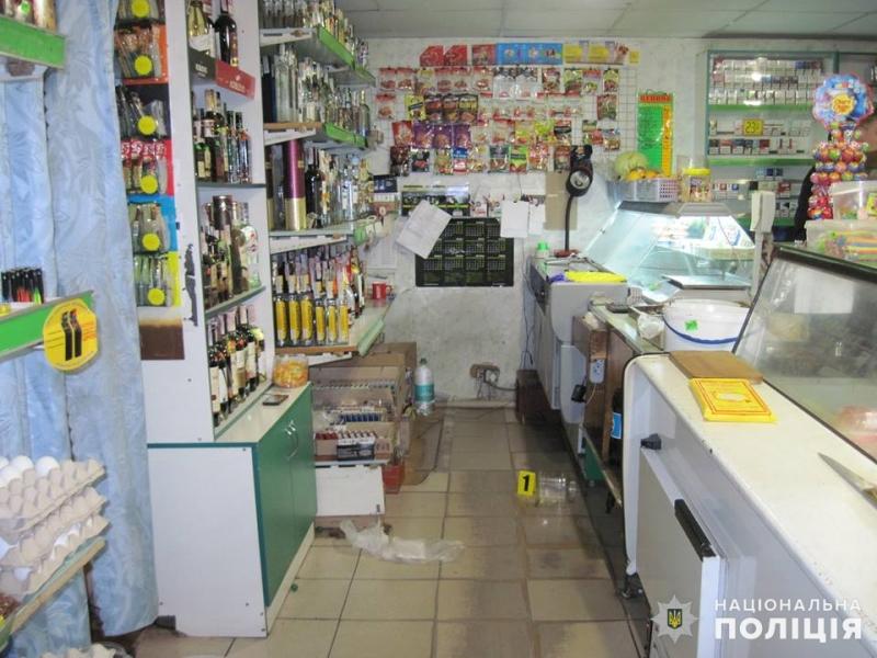 Поліція Добропілля встановила чоловіка, який скоїв розбійний напад на продуктовий магазин, фото-2