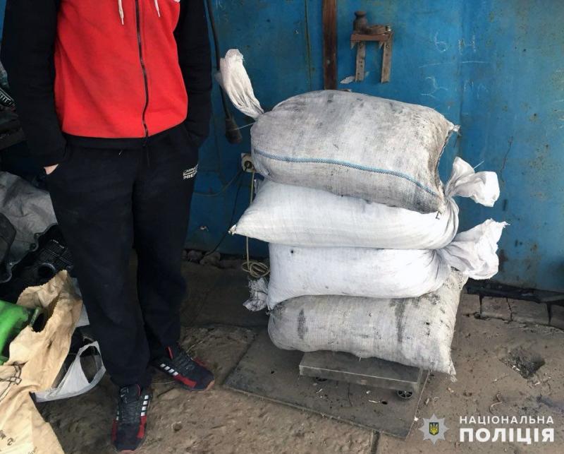 Покровська оперзона: поліцейські затримали серійного крадія вугілля, фото-1