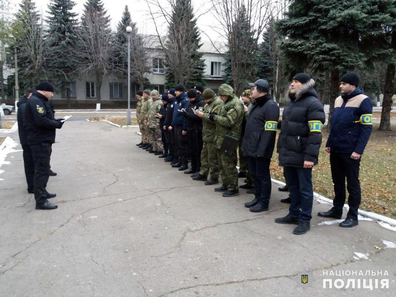 Вихідні у безпеці: на вулиці Покровська та Мирнограда вийшли посилені наряди правоохоронців, фото-1