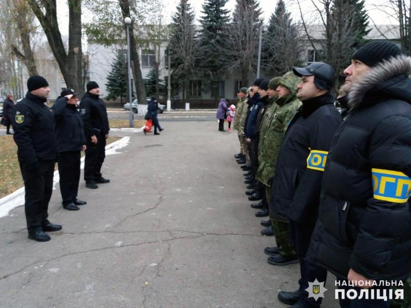 Вихідні у безпеці: на вулиці Покровська та Мирнограда вийшли посилені наряди правоохоронців, фото-3