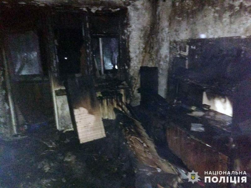 У Білозерському в результаті пожежі загинула жінка, фото-1