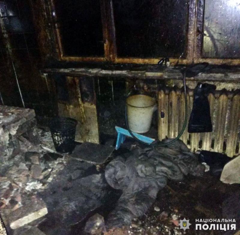 У Білозерському в результаті пожежі загинула жінка, фото-3