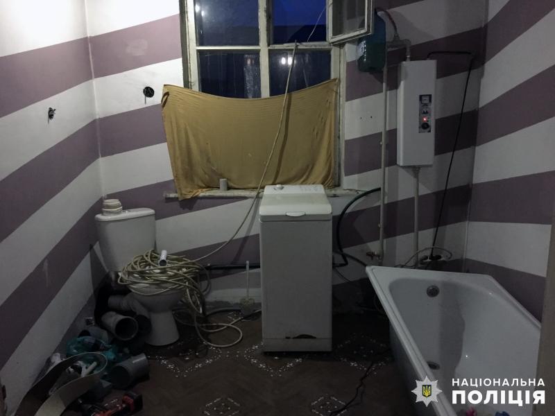 Во время пожара в Покровске девушка получила многочисленные ожоги, фото-1