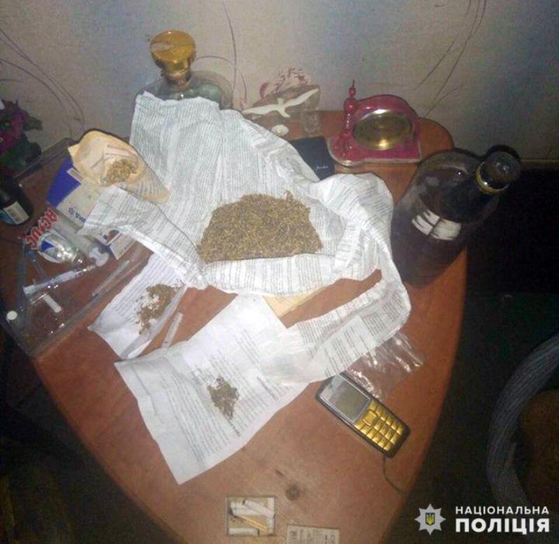 Добропільські поліцейські протягом доби виявили трьох зберігачів наркотиків, фото-1