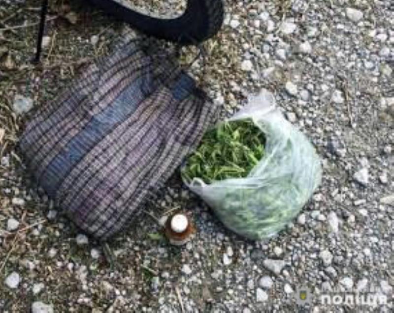 Добропільські поліцейські протягом доби виявили трьох зберігачів наркотиків, фото-2