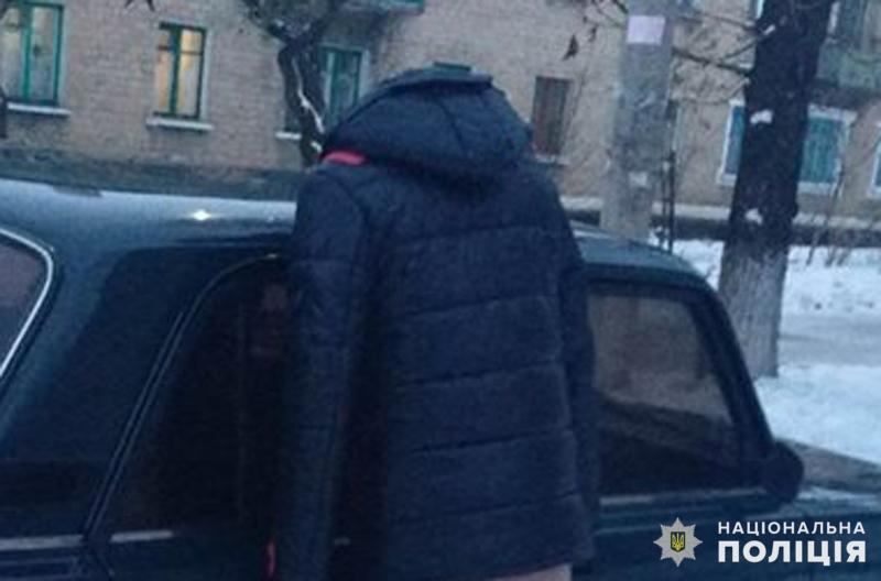 В Білицькому затриманий зловмисник, який посеред білого дня скоїв грабіж, фото-1