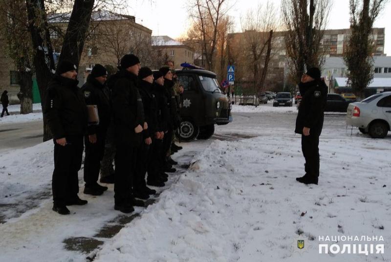 На вихідних безпека покровчан та мирноградчан під надійним захистом співробітників поліції, фото-6