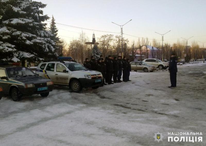 На вихідних безпека покровчан та мирноградчан під надійним захистом співробітників поліції, фото-10