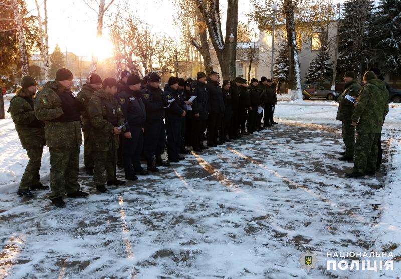 На вихідних безпека покровчан та мирноградчан під надійним захистом співробітників поліції, фото-1