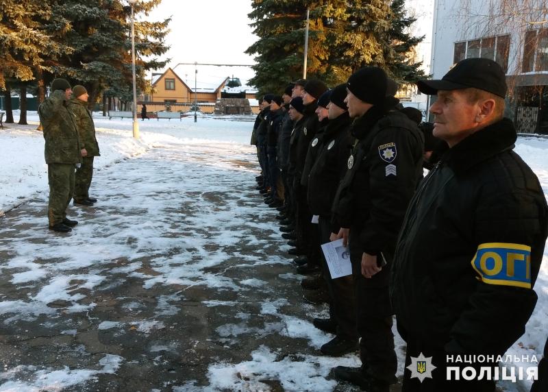 На вихідних безпека покровчан та мирноградчан під надійним захистом співробітників поліції, фото-3