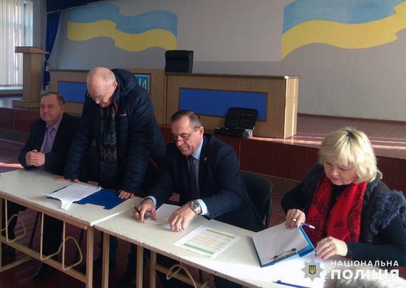 В Покровську відбулись збори покровських ветеранів та пенсіонерів МВС, фото-2