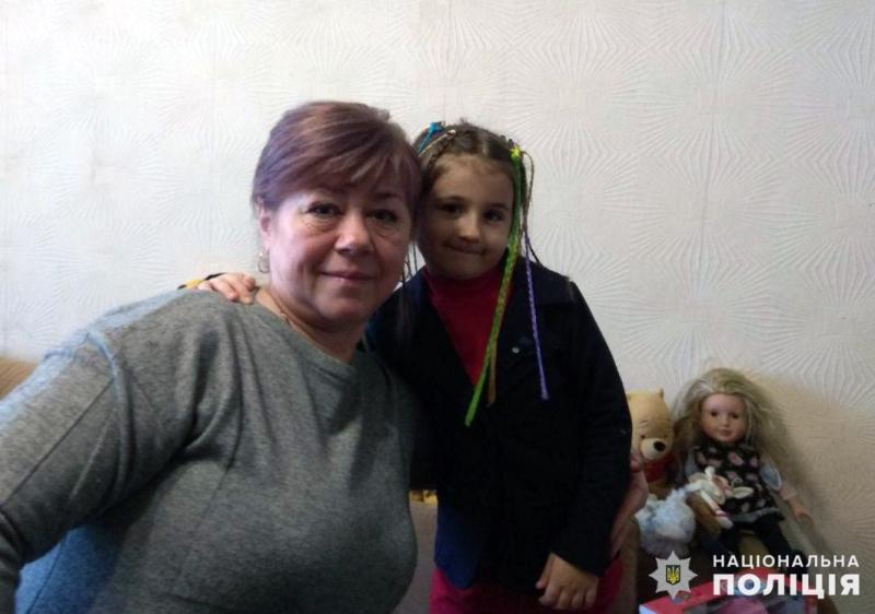 Правоохоронці привітали доньку загиблого колеги Віталія Мандрика з днем народження, фото-5