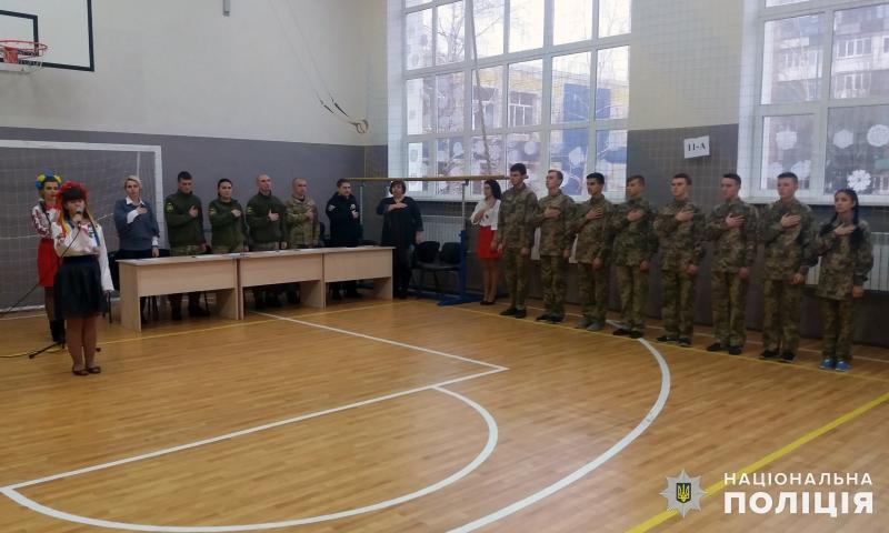 В загальноосвітній школі №9 м.Покровська відбулись змагання шкільних силачів, фото-3
