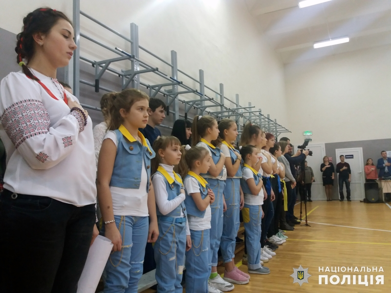 В загальноосвітній школі №9 м.Покровська відбулись змагання шкільних силачів, фото-4