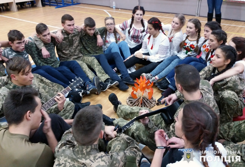 В загальноосвітній школі №9 м.Покровська відбулись змагання шкільних силачів, фото-15