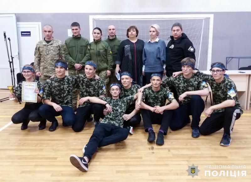 В загальноосвітній школі №9 м.Покровська відбулись змагання шкільних силачів, фото-18