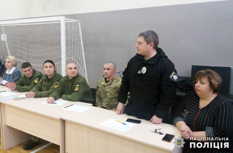 В загальноосвітній школі №9 м.Покровська відбулись змагання шкільних силачів, фото-1
