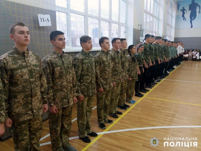 В загальноосвітній школі №9 м.Покровська відбулись змагання шкільних силачів, фото-2