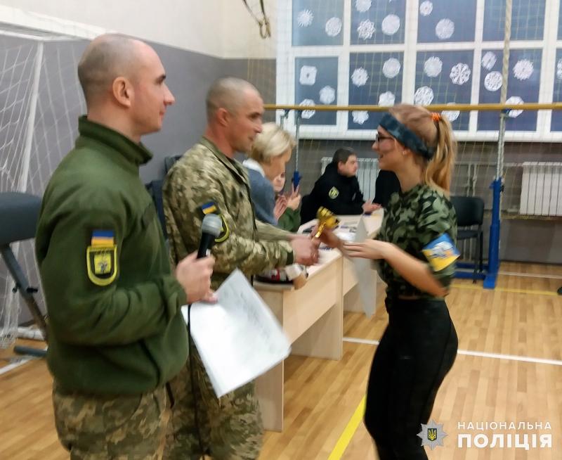 В загальноосвітній школі №9 м.Покровська відбулись змагання шкільних силачів, фото-17