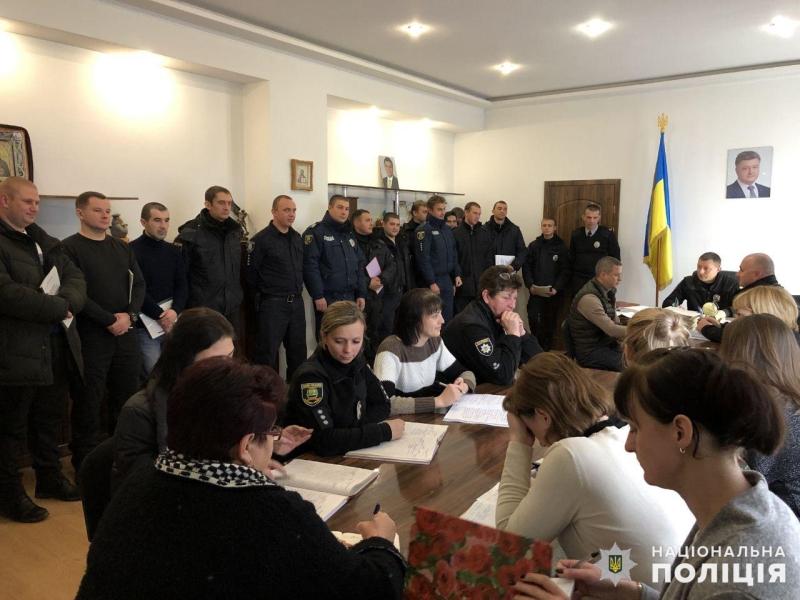 В Мирноградському відділенні поліції підвели підсумки роботи за 11 місяців, фото-1