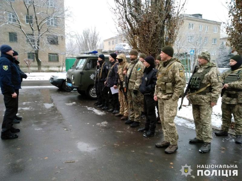 На вихідних правоохоронці Покровська та Мирнограда охоронятимуть спокій громадян, фото-5