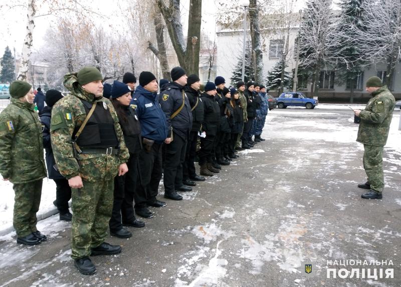 На вихідних правоохоронці Покровська та Мирнограда охоронятимуть спокій громадян, фото-2