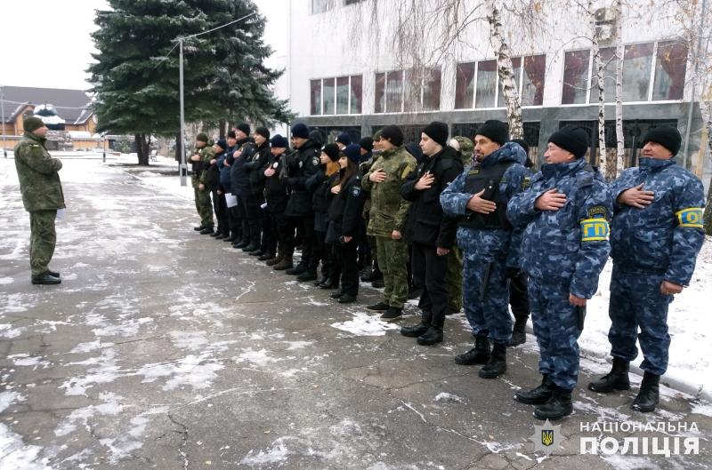 На вихідних правоохоронці Покровська та Мирнограда охоронятимуть спокій громадян, фото-3