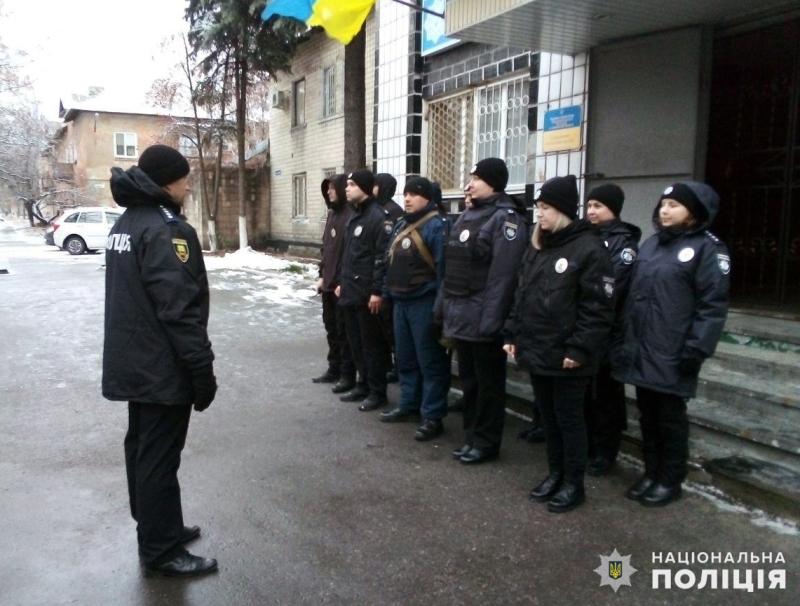 На вихідних правоохоронці Покровська та Мирнограда охоронятимуть спокій громадян, фото-9