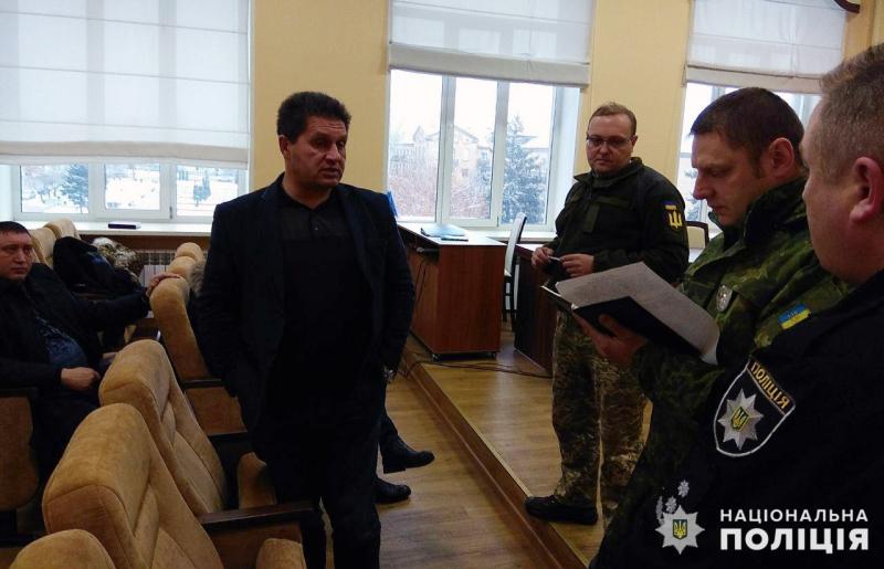 У Покровську правоохоронці обговорили питання співпраці із керівниками місцевих підприємств, фото-4