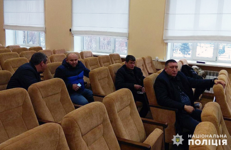 У Покровську правоохоронці обговорили питання співпраці із керівниками місцевих підприємств, фото-2
