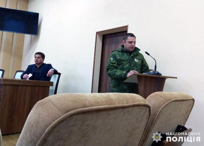 У Покровську правоохоронці обговорили питання співпраці із керівниками місцевих підприємств, фото-3
