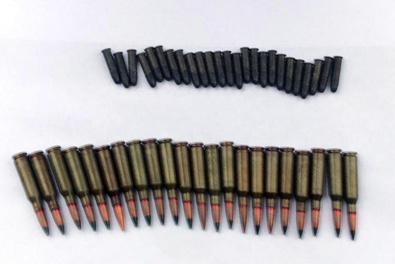 Більше 200 одиниць зброї та 90 тисяч боєприпасів вилучили поліцейські Донеччини з початку року, фото-5