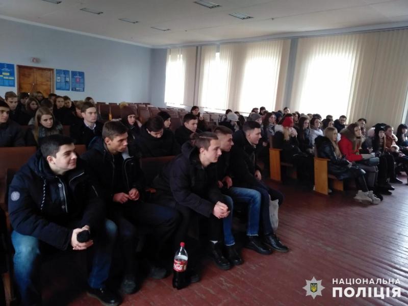 Старшокласники Покровська завітали в гості до місцевих правоохоронців, фото-6
