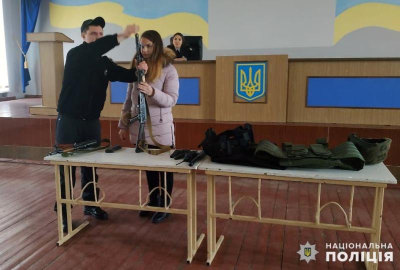 Старшокласники Покровська завітали в гості до місцевих правоохоронців, фото-7