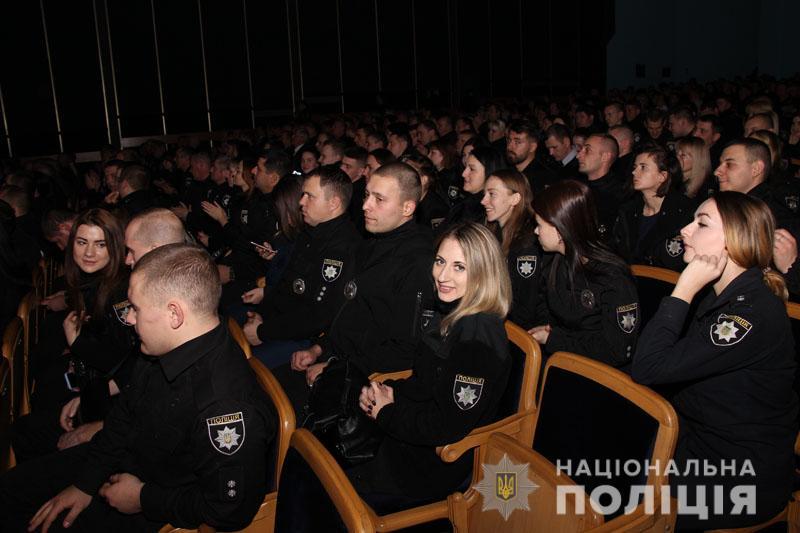 У Покровську відбувся відкритий обласний конкурс «Поліція має таланти-2018», фото-17