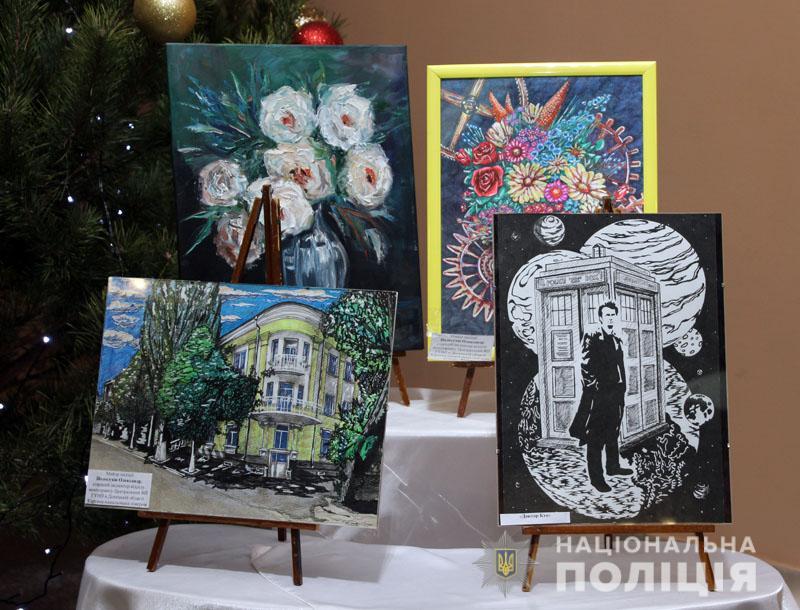 У Покровську відбувся відкритий обласний конкурс «Поліція має таланти-2018», фото-3