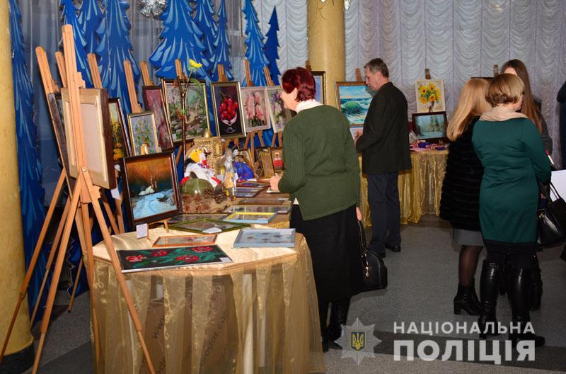 У Покровську відбувся відкритий обласний конкурс «Поліція має таланти-2018», фото-2