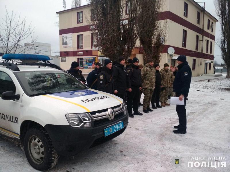 На вихідних правоохоронці Покровської оперативної зони нестимуть службу в посиленому режимі, фото-8