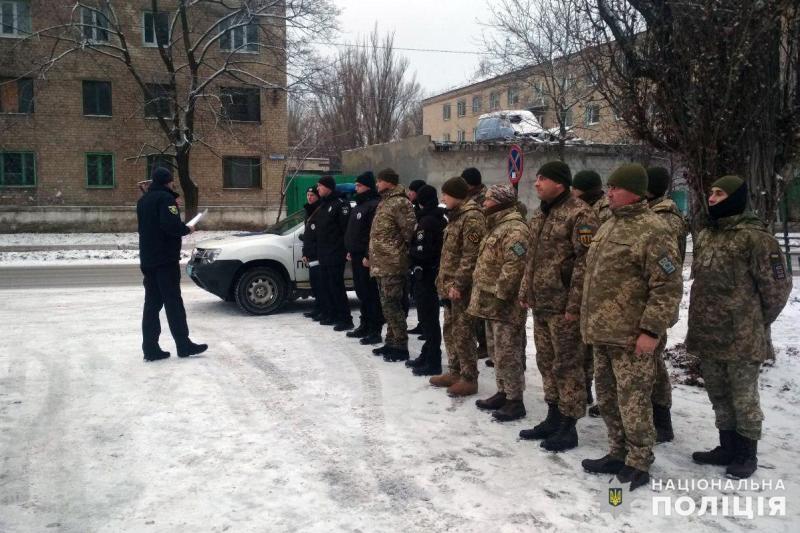 На вихідних правоохоронці Покровської оперативної зони нестимуть службу в посиленому режимі, фото-9