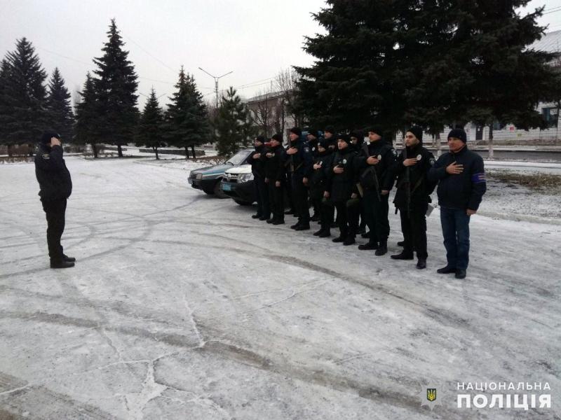 На вихідних правоохоронці Покровської оперативної зони нестимуть службу в посиленому режимі, фото-7