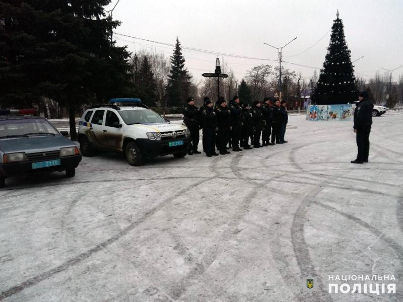 На вихідних правоохоронці Покровської оперативної зони нестимуть службу в посиленому режимі, фото-6