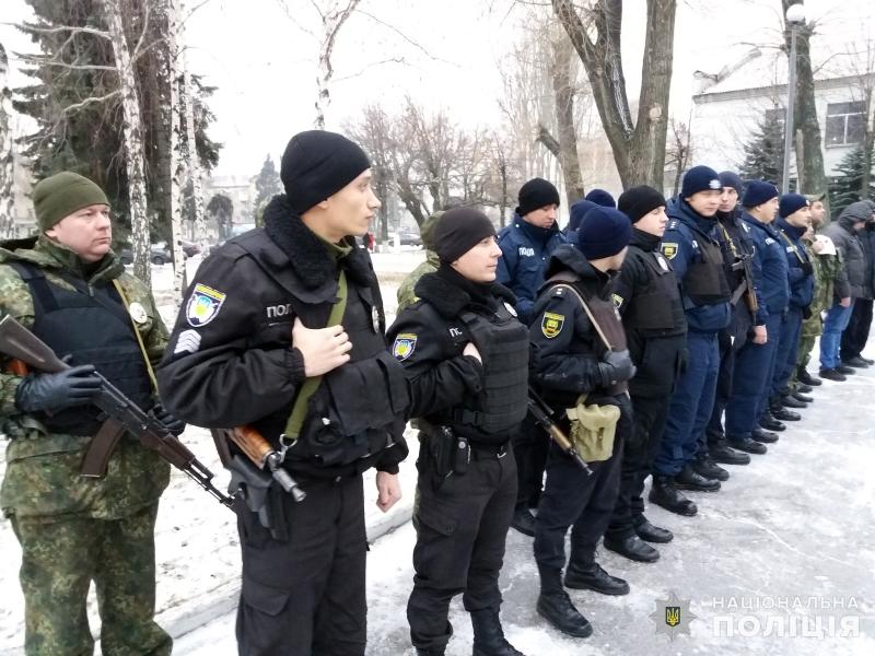 На вихідних правоохоронці Покровської оперативної зони нестимуть службу в посиленому режимі, фото-1